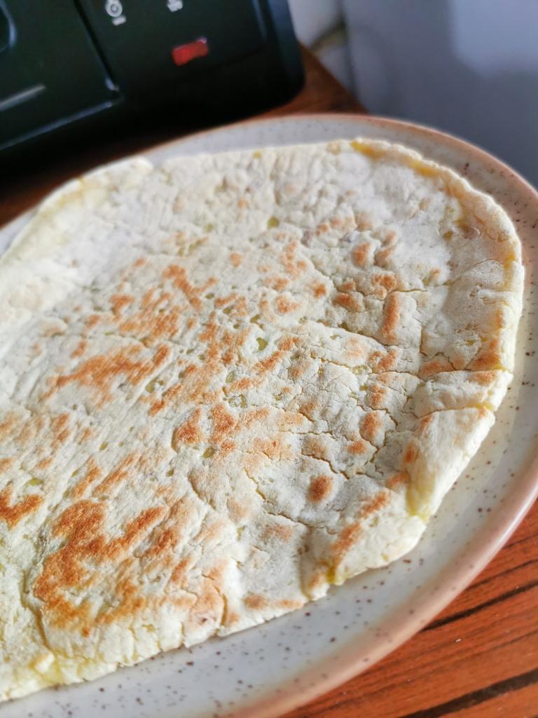 tortillas de pommes de terre vegan et sans gluten médical médium compatible